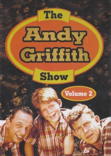 Andy Griffith Barney Fife The Andy Griffith Show Volume 2 [slim Case]