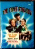 Three Stooges 3 Episodes (tv722)