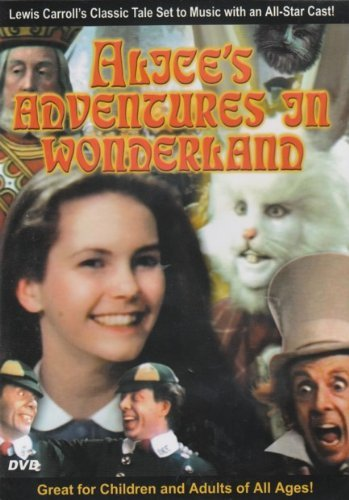 Alice's Adventures In Wonderland [slim Case] Michael Crawford Fiona Fullerton Peter Sellers Dud