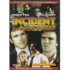 Incident On A Dark Street [slim Case] Pine Canary Shatner