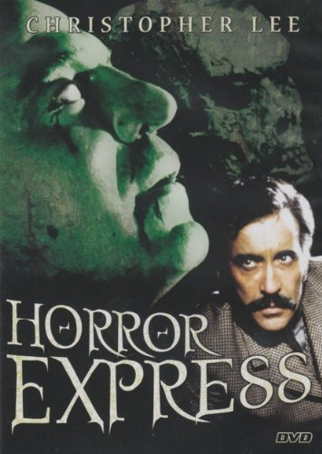 Christopher Lee Peter Cushing Alberto De Mendoza J Horror Express [slim Case]