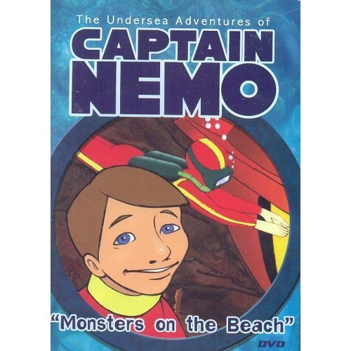 Undersea Adventures Of Captain Nemo Monsters On The Beach