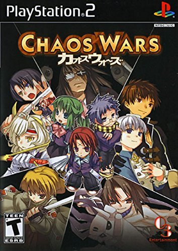 Ps2 Chaos Wars