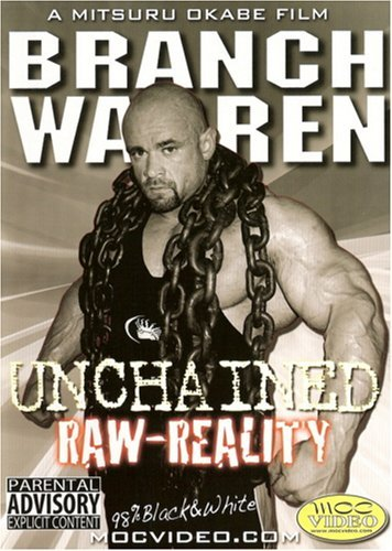 Branch Warren Unchained Raw Reality Bodybuil Clr Bw Nr 2 DVD