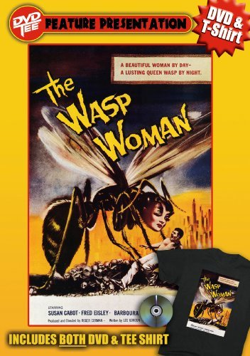 Wasp Woman Wasp Woman Nr Incl. Large Tee