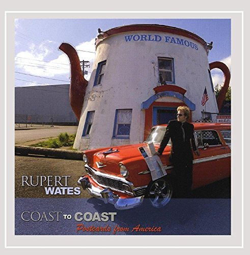 Wates Rupert Coast To Coast Postcards From America
