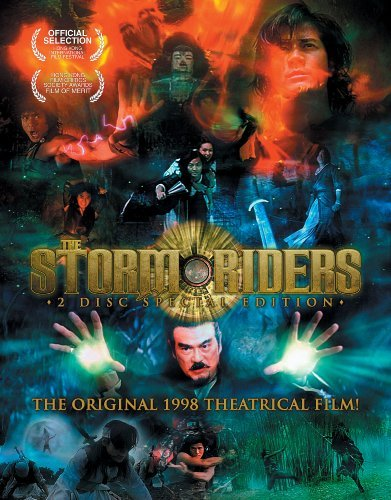 Storm Riders Storm Riders Ws Nr 2 DVD