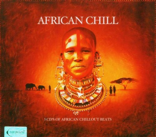 African Chill African Chill 3 CD