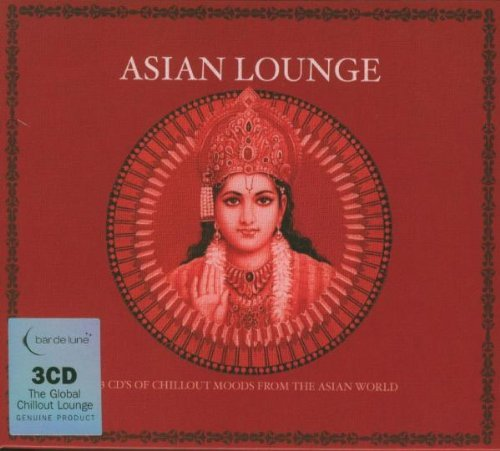 Asian Lounge Asian Lounge 3 CD