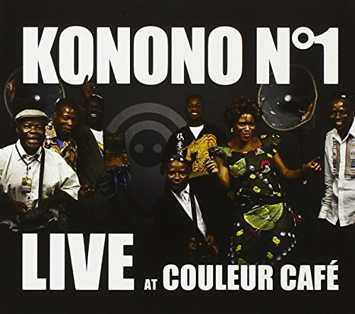 Konono No. 1 Live At Couleur Cafe