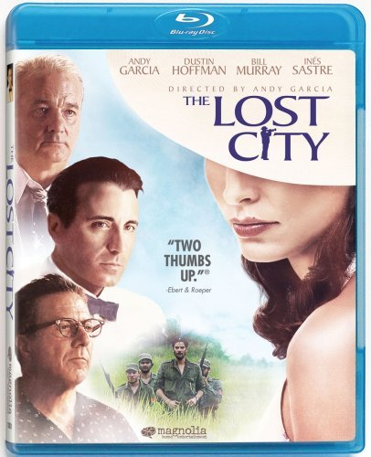 Lost City Lost City Blu Ray Ws R