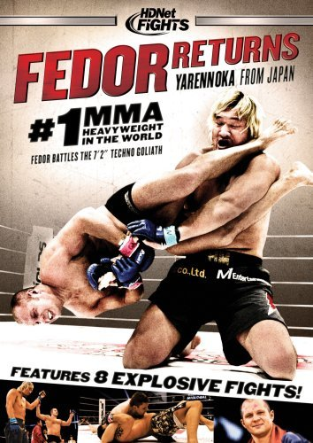 Hdnet Fights Fedor Returns Hdnet Fights Fedor Returns Ws Nr