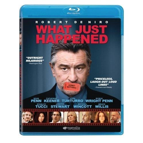 What Just Happened Deniro Penn Keener Blu Ray Ws R