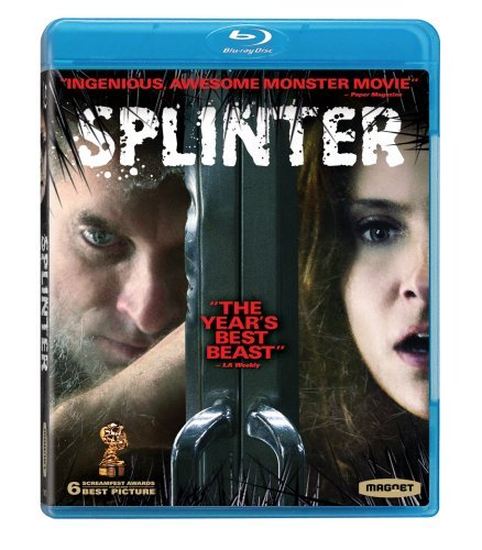 Splinter Whigham Costanzo Wagner Blu Ray Ws R