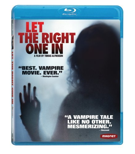 Let The Right One In Let The Right One In Blu Ray Ws R