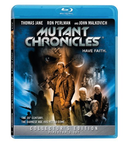Mutant Chronicles Jane Perlman Malkovich Blu Ray Ws R