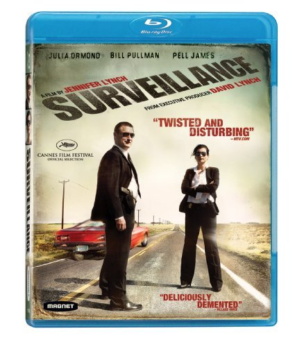 Surveillance Ormond Pullman James Blu Ray Ws R