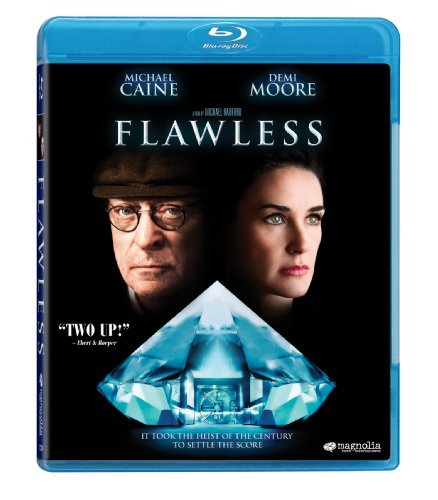 Flawless Moore Caine Blu Ray Ws R