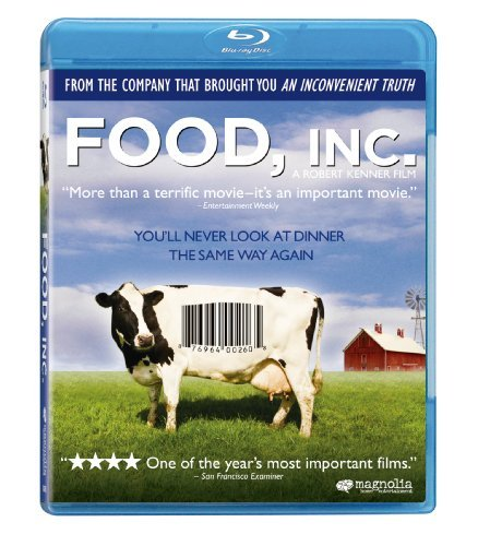 Food Inc. Food Inc. Blu Ray Ws Pg13