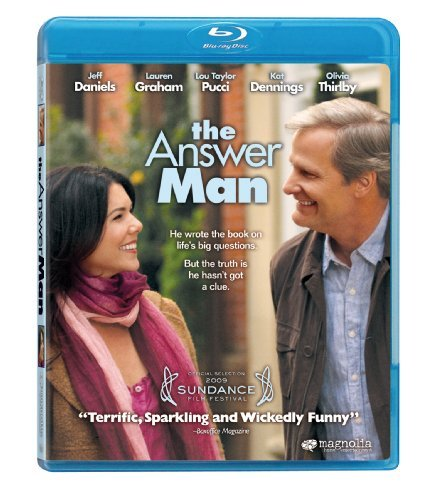 Answer Man Daniels Graham Pucci Blu Ray Ws Pg13