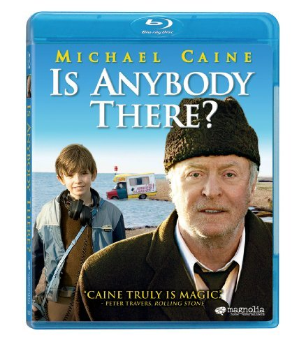 Is Anybody There Caine Michael Blu Ray Ws Pg13