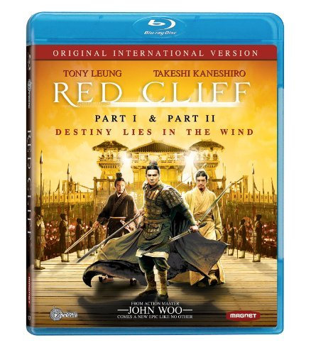 Red Cliff Leung Kaneshiro Blu Ray Ws Intl Version Pt.1&2 Nr