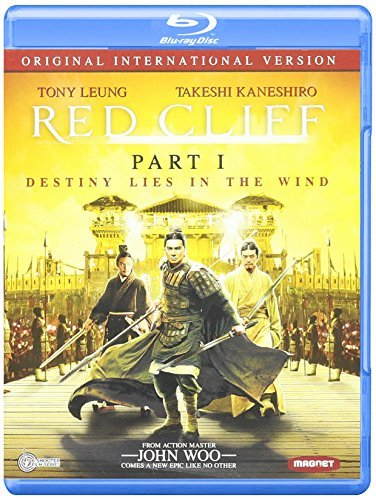 Red Cliff Pt. 1 Ws Blu Ray R