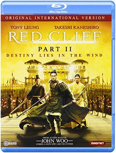 Red Cliff Pt. 2 Ws Blu Ray R