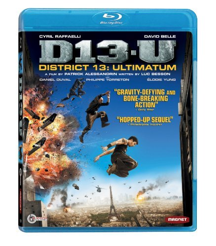 District 13 Ultimatum Raffaelli Belle Blu Ray Ws R