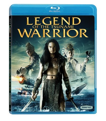 Legend Of The Tsunami Warrior Chupong Dan Blu Ray Ws Nr