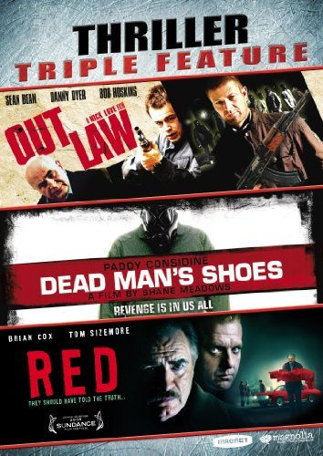 Outlaw Dead Man's Shoes Red Outlaw Dead Man's Shoes Red Ws Nr
