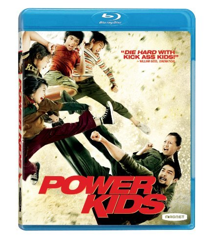 Power Kids Power Kids Blu Ray Ws R