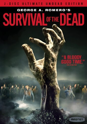 Survival Of The Dead Survival Of The Dead Ws R 2 DVD Ultimate Undead Ed.