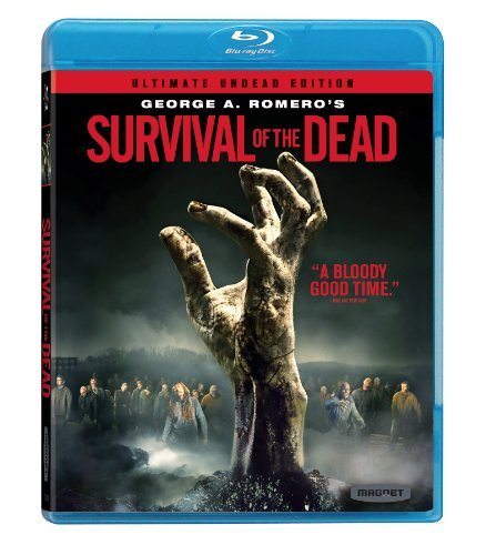 Survival Of The Dead Survival Of The Dead Blu Ray Ws R