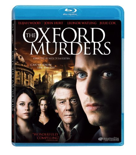 Oxford Murders Hurt Wood Blu Ray Ws R
