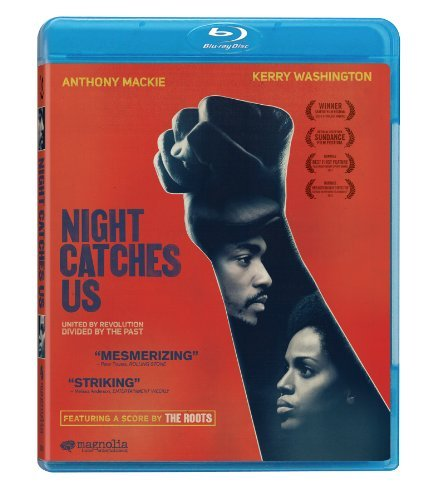 Night Catches Us Mackie Washington Blu Ray Ws R