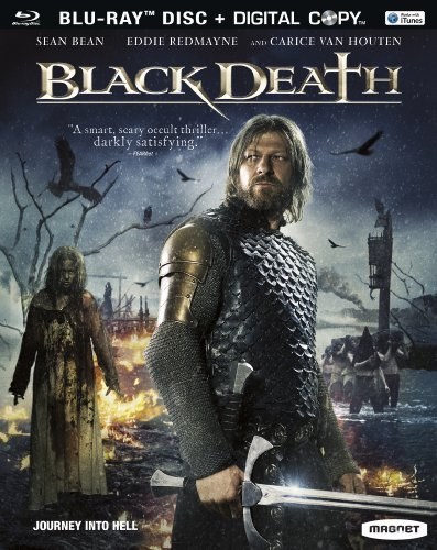 Black Death Bean Redmayne Blu Ray Ws R