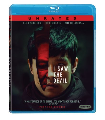 I Saw The Devil Lee Jeon Blu Ray Ws R