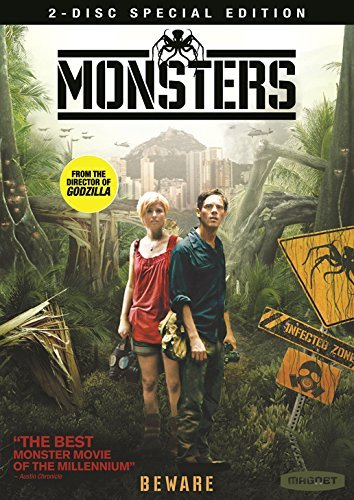 Monsters Monsters Ws Special Ed. R 2 DVD