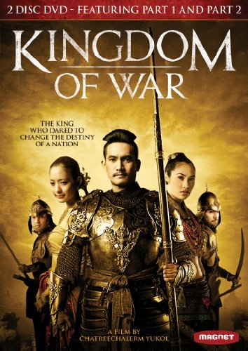 Kingdom Of War Pt. 1 2 Wongkrachang Chatree Ws Tai Lng Eng Sub R 2 DVD