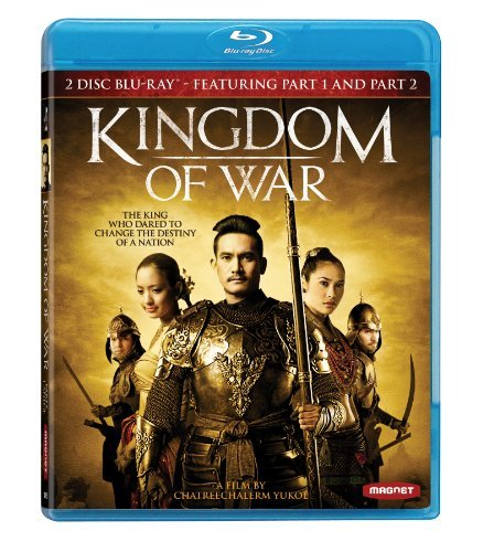 Kingdom Of War Pt. 1 2 Wongkrachang Chatree Blu Ray Ws Tai Lng Eng Sub R 2 Br