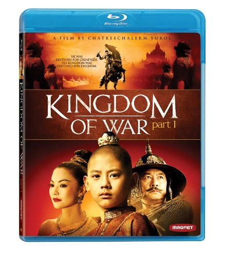 Kingdom Of War Pt. 1 Wongkrachang Chatree Blu Ray Ws Tai Lng Eng Sub R