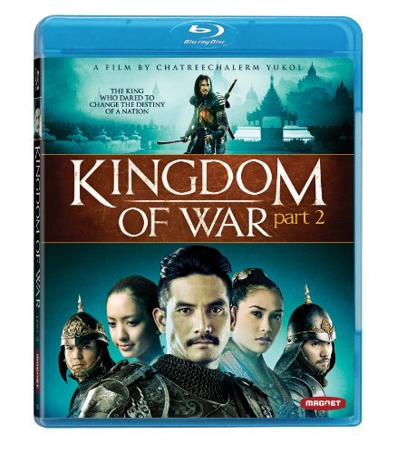 Kingdom Of War Pt. 2 Wongkrachang Chatree Blu Ray Ws Tai Lng Eng Sub R