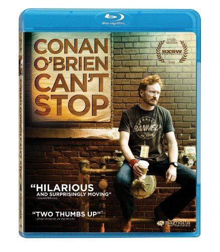 Conan O'brien Can't Stop Conan O'brien Can't Stop Blu Ray Ws R