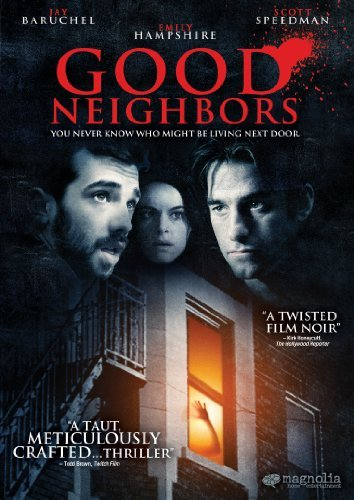 Good Neighbors Baruche Speedman Hampshire DVD R Ws