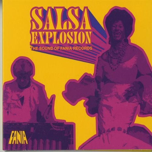 Salsa Explosion Sound Of Fania Records