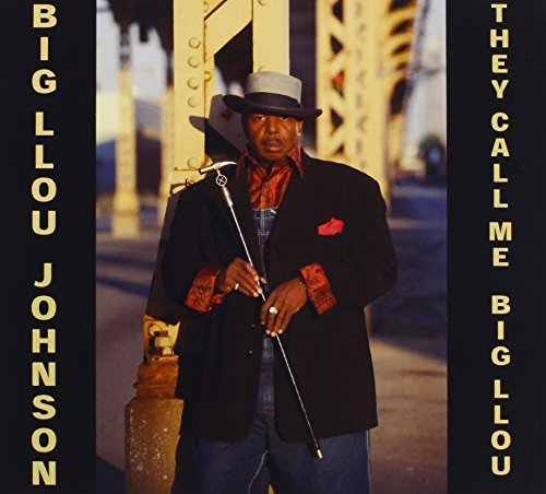 Johnson Llou Big They Call Me Big Llou CD R