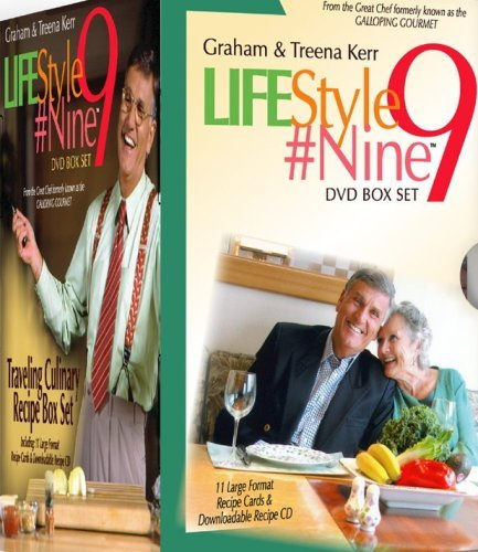 Graham & Treena Kerr Vol. 1 9 Lifestyle No. 9 Clr Nr 10 DVD