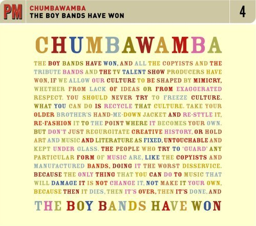 Chumbawamba Boy Bands Have Won