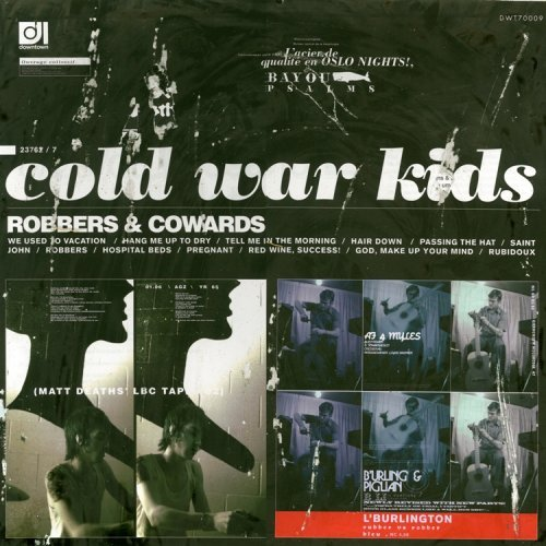 Cold War Kids Robbers & Cowards